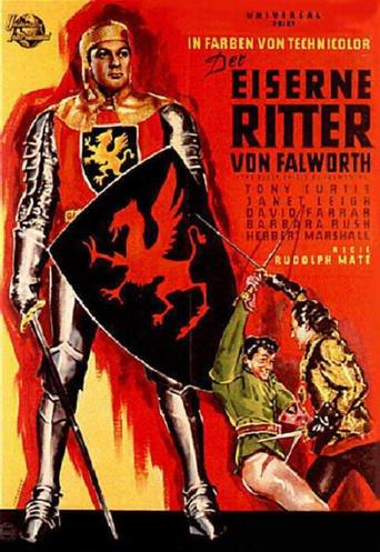 Der eiserne Ritter von Falworth stream
