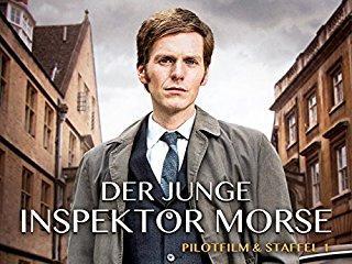 Der junge Inspektor Morse stream