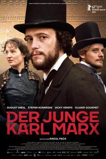 Der junge Karl Marx stream