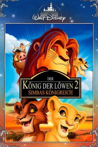 Der König der Löwen II: Simbas Königreich stream