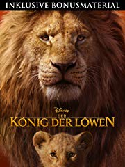 Der König der Löwen (inkl. Bonusmaterial) stream