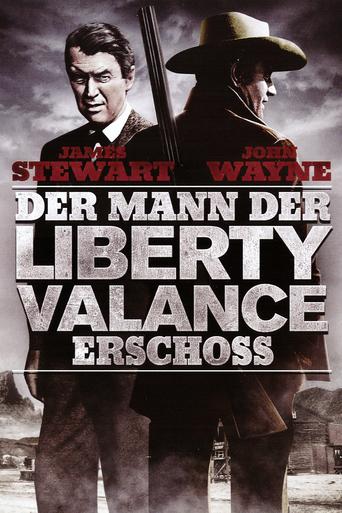 Der Mann der Liberty Valance erschoss - stream