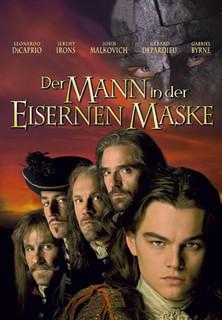 Der Mann in der eisernen Maske stream