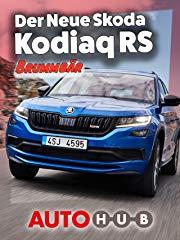 Der neue Skoda Kodiaq RS - Brummbär stream