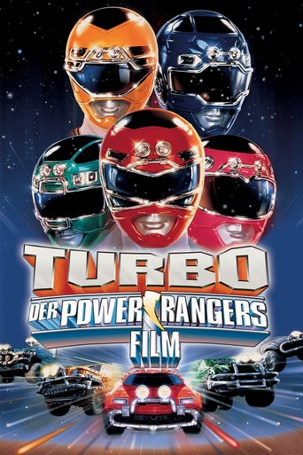 Der Turbo Power Rangers Film stream