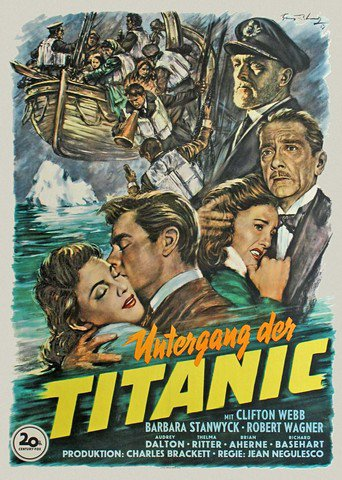 Der Untergang der Titanic stream