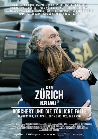 Der Zürich Krimi: Borchert und die tödliche Falle - stream