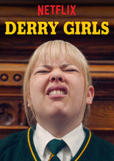 Derry Girls stream