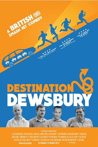 Destination: Dewsbury stream