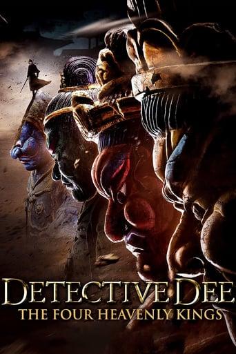 Detective Dee und die Legende der vier himmlischen Könige stream