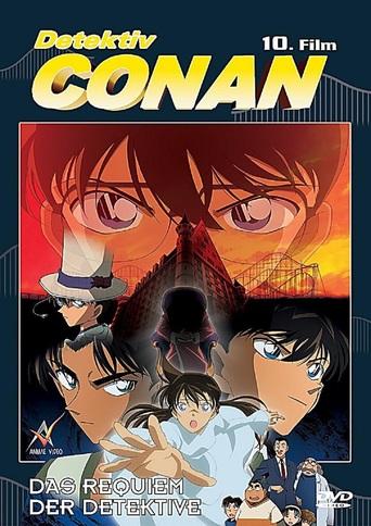 Detektiv Conan - 10. Film: Das Requiem der Detektive stream