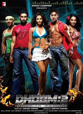 Dhoom 2 - Back In Action stream