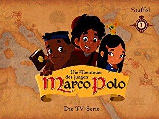 Die Abenteuer des jungen Marco Polo stream