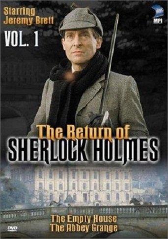 Die Abenteuer des Sherlock Holmes - stream