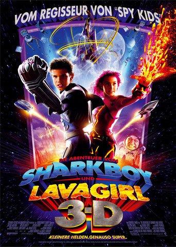 Die Abenteuer Von Sharkboy Und Lavagirl stream