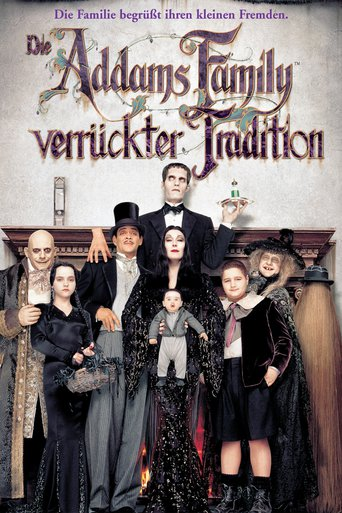 Die Addams Family in verrückter Tradition stream