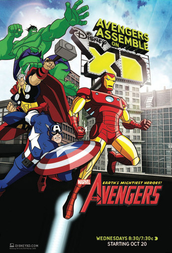 Die Avengers: Die Mächtigsten Helden Der Welt stream
