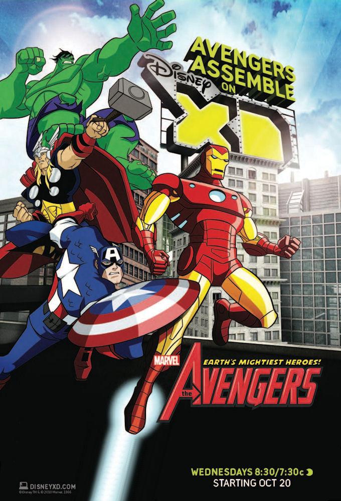 Die Avengers stream