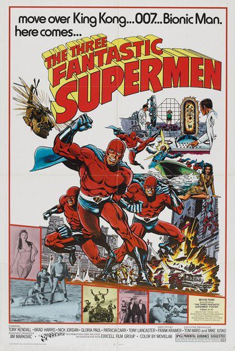 Die drei Supermänner räumen auf stream