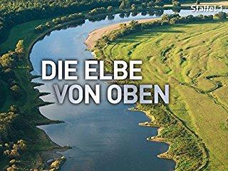 Die Elbe von oben stream