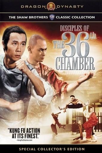 Die Erben der 36 Kammern der Shaolin Stream