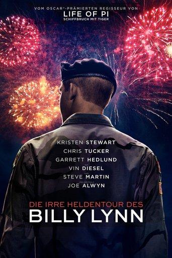 Die Irre Heldentour Des Billy Lynn stream