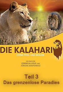 Die Kalahari - Ohne Pfeil und Bogen - Teil 3: Das grenzenlose Paradies stream
