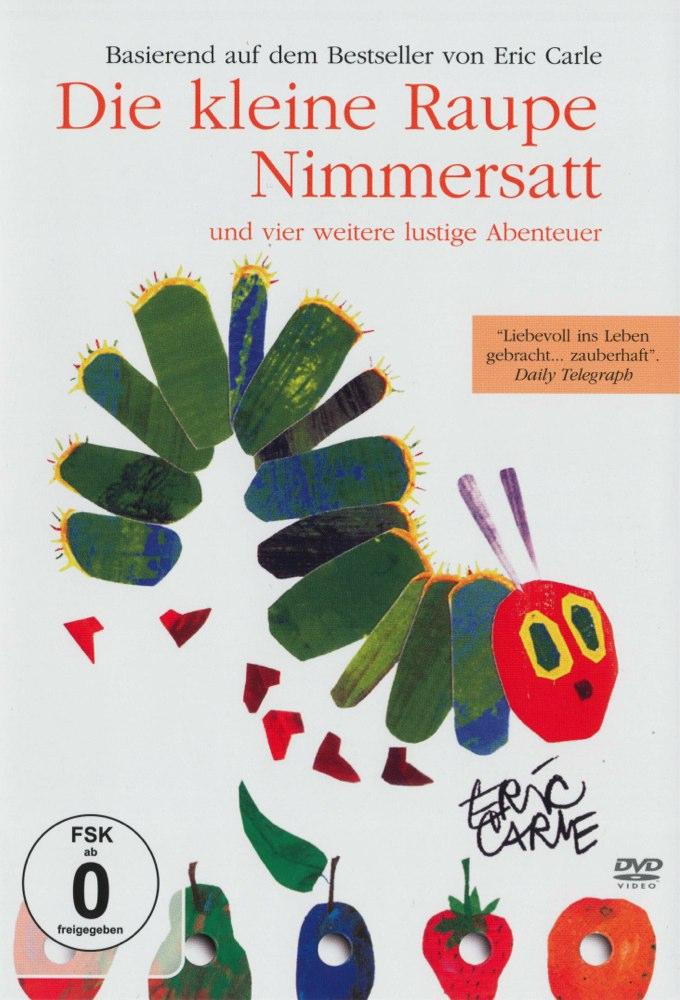 Die kleine Raupe Nimmersatt stream