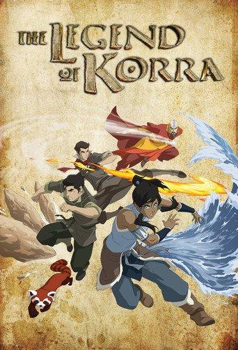 Die Legende von Korra stream