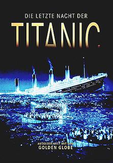Die letzte Nacht der Titanic stream