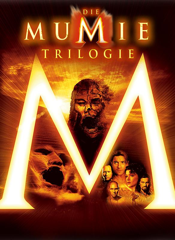 Die Mumie – die Trilogie stream