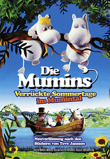 Die Mumins - Verrückte Sommertage im Mumintal stream