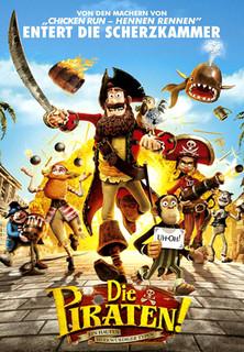 Die Piraten! - Ein Haufen merkwürdiger Typen stream