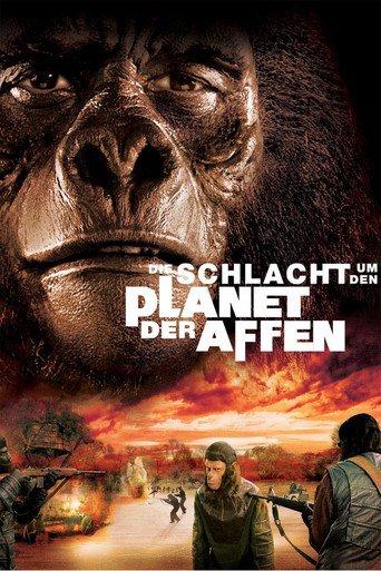 Die Schlacht um den Planet der Affen stream