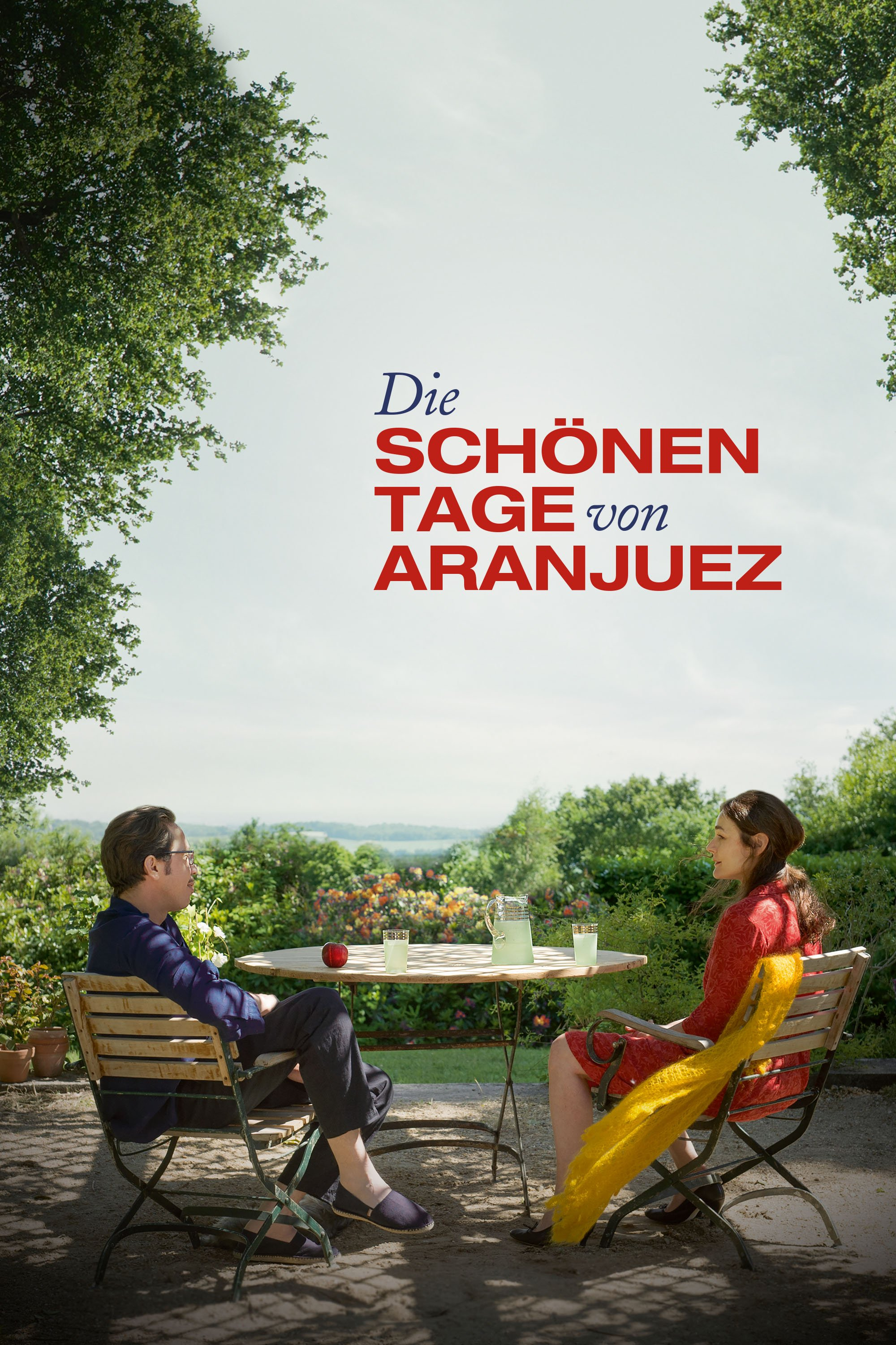 Die schönen Tage von Aranjuez (The Beautiful Days of Aranjuez) stream