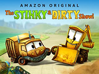 DIe Stinky & Dirty Show stream