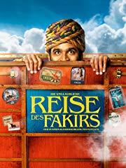 Die unglaubliche Reise des Fakirs, der in einem Kleiderschrank feststeckte Stream