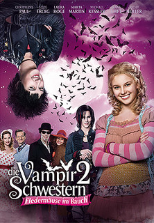 Die Vampirschwestern 2 - Fledermäuse im Bauch stream