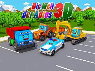 Die Welt der Autos 3D stream