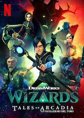 Die Zauberer: Geschichten aus Arcadia Stream
