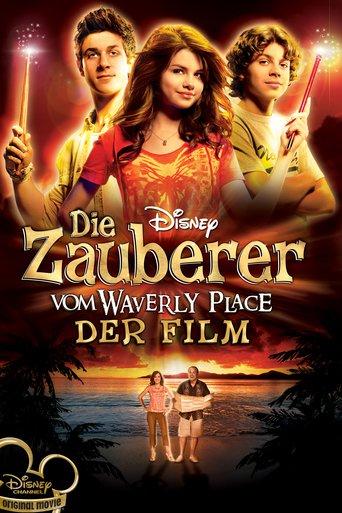 Die Zauberer vom Waverly Place - Der Film stream