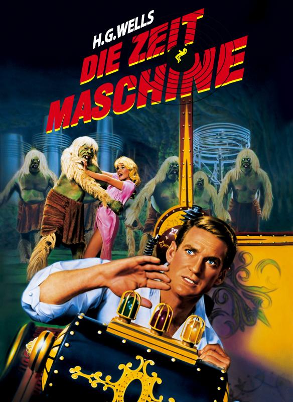 Die Zeitmaschine (1960) - stream