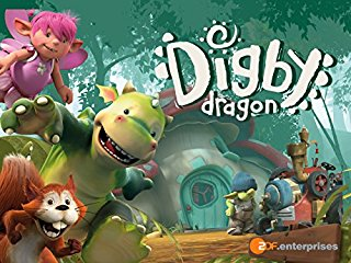 Digby Dragon stream