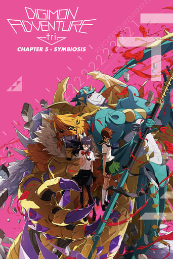 Digimon Adventure Tri - Chapter 5 - Coexistence stream