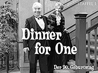 Dinner for one oder Der 90. Geburtstag - stream