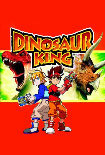 Dinosaur King - stream