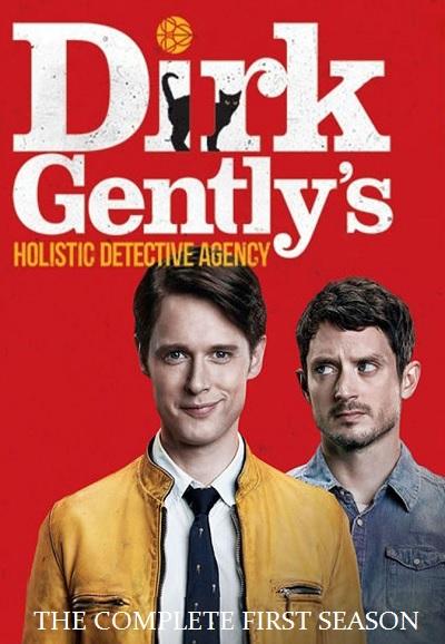 Dirk Gentlys holistische Detektei - stream