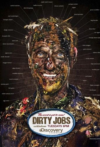Dirty Jobs stream