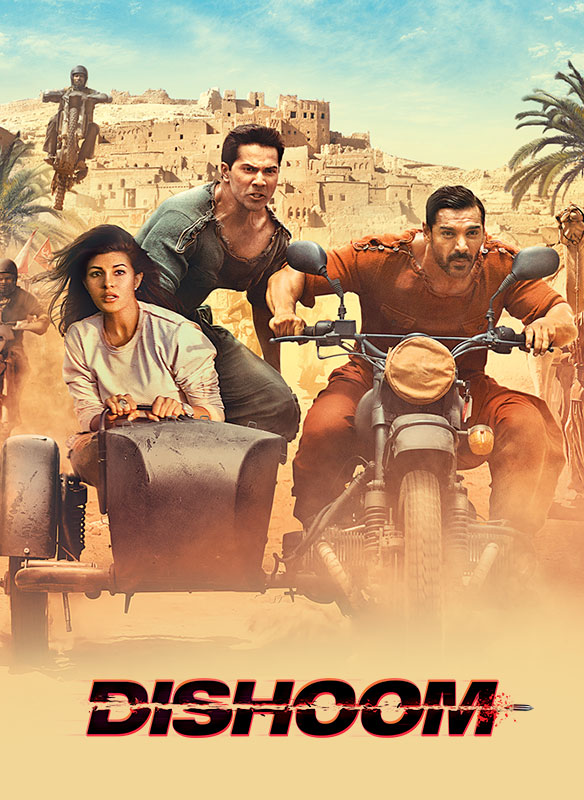 Dishoom stream