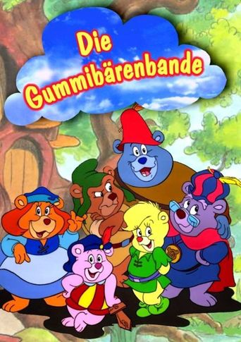 Disney's Adventures Of The Gummi Bears - stream